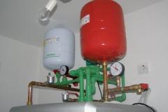 Instalacija dizalice topline