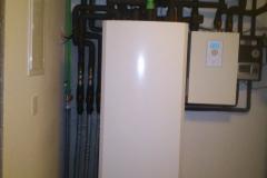 Unutarnja jedinica Thermia Plus sa spremnikom PTV-a