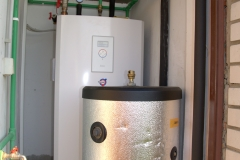 Unutarnja jedinica Plus sa spremnikom PTV-a i buffer spremnikom za hlađenje