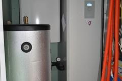 Dizalica topline Thermia Diplomat Optimum 16 sa buffer spremnikom za hlađenje