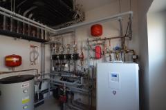 Kotlovnica za grijanje, hlađenje rekuperaciju zraka i grijanje PTV-a